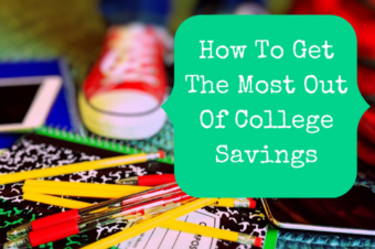 How To Get The Most Out Of College Savings