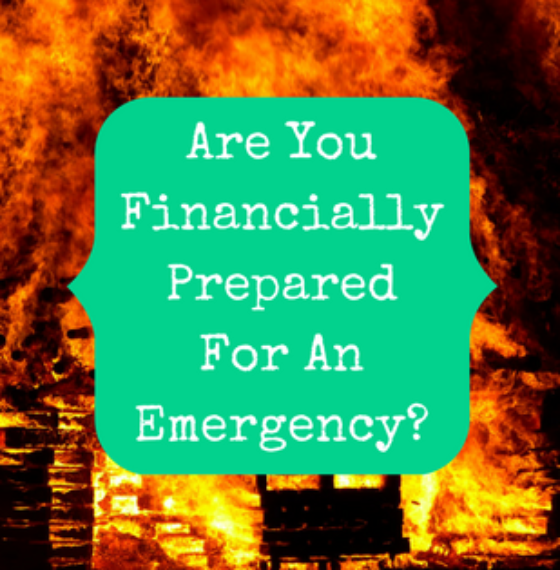 Are You Financially Prepared For An Emergency?
