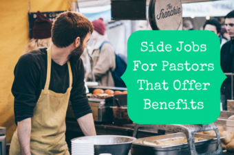 Side Jobs For Pastors That Offer Benefits