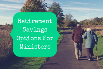 Retirement Savings Options For Ministers